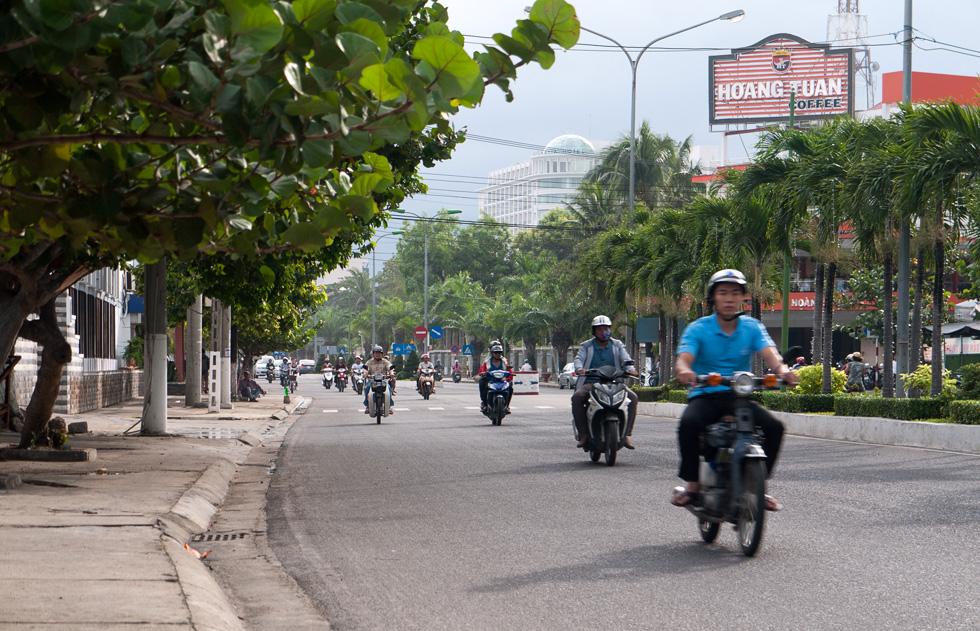 Трафик Ньячанга