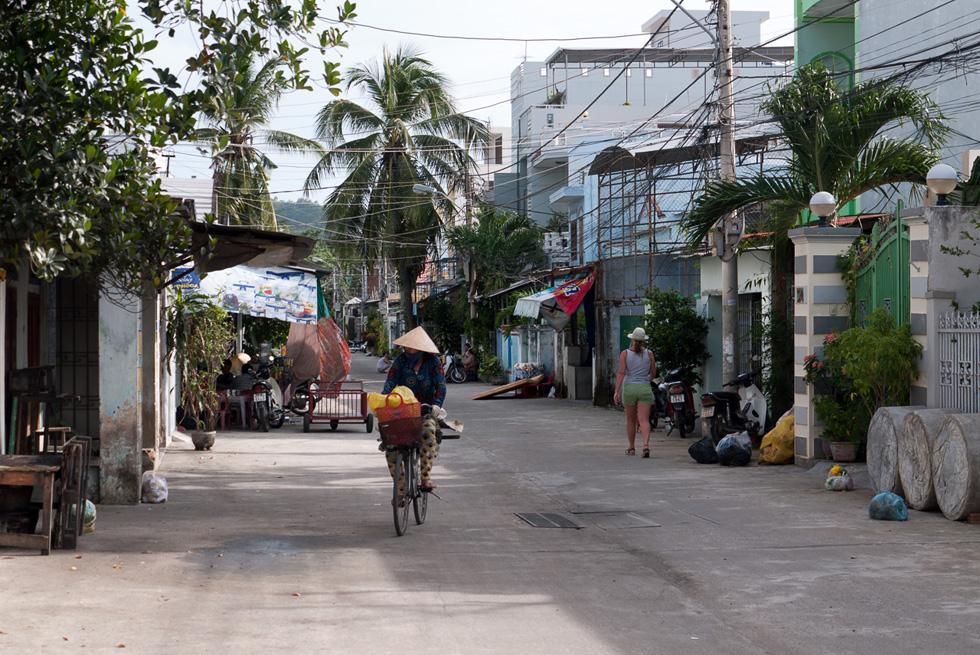 Тихая улица Ньячанга