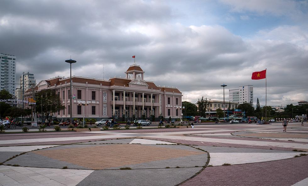 Площадь в центре