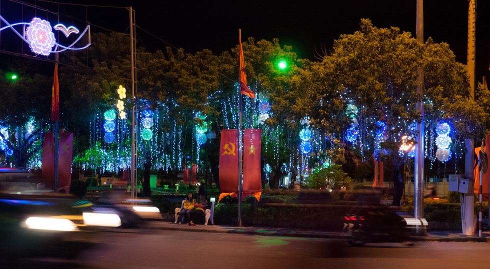 Новый год в Ньячанге